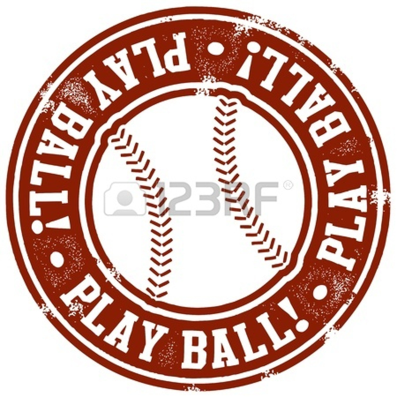 Vintage Baseball Clipart #1