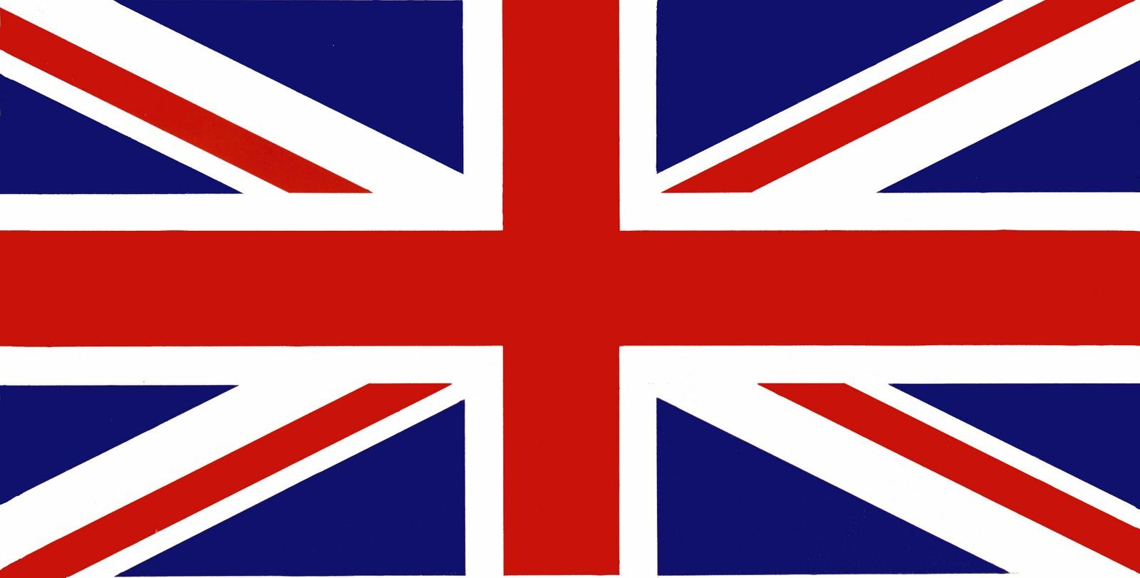 Vintage Clip Art u2013 British Flag