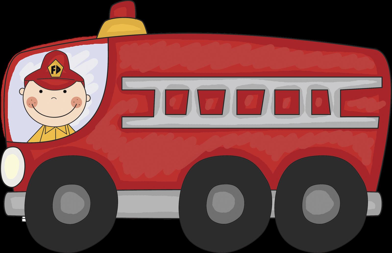 Vintage Fire Truck Clipart Clipart Panda Free Clipart Images
