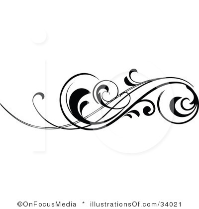 Vintage Scroll Frame Clip Art Clipart Panda Free Clipart Images