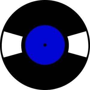 ... vinyl lp records clip art ...