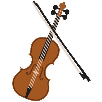 Violin Clip Art Image. large_violin.png