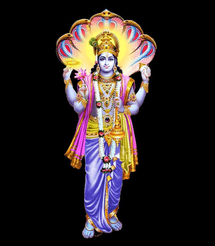 Download PNG image - Vishnu Clipart 435