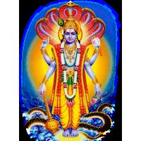 Vishnu Image PNG Image
