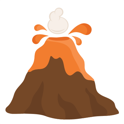 clipart volcano volcano clip art image cliparting clip art for students