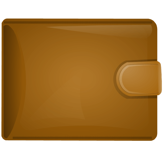 All images from collection - Cliparts Open Wallet