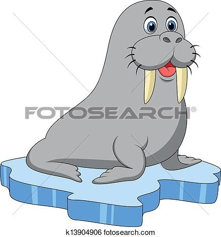 Walrus Clipart · walrus clip - Walrus Clipart