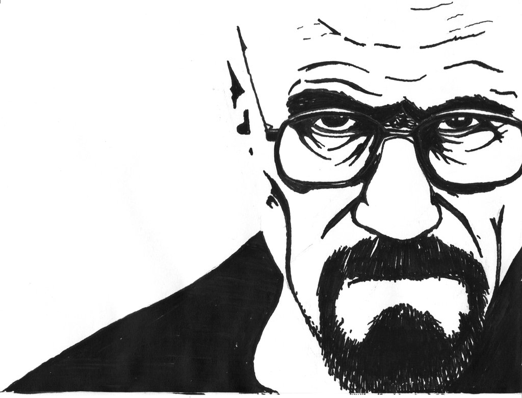 Walter White by Karkinge hdclipartall.com
