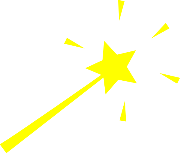 Wand Clipart this image as: