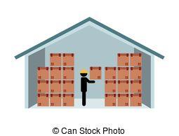 ... warehouse ...