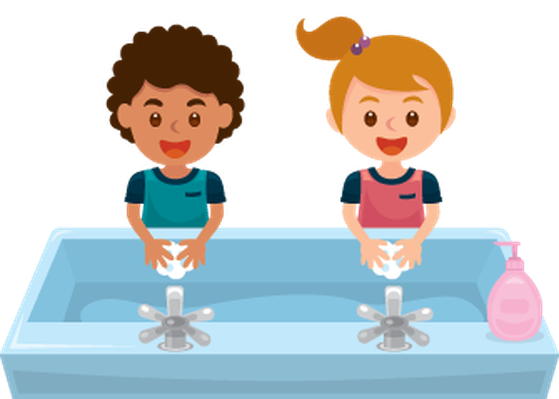 Washing Hands (#4) | Clipart