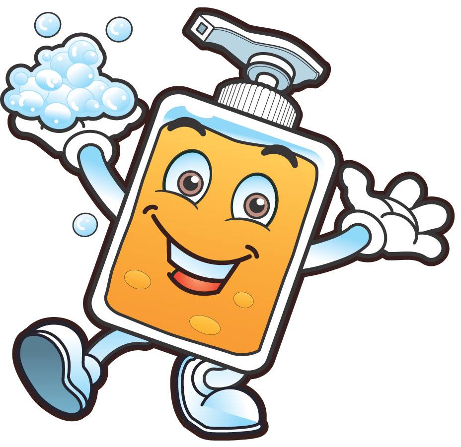... Washing Hands Clipart - clipartall ...