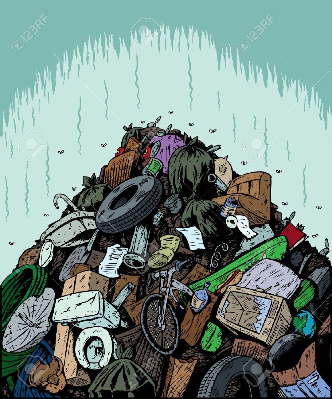 waste: Garbage Dump