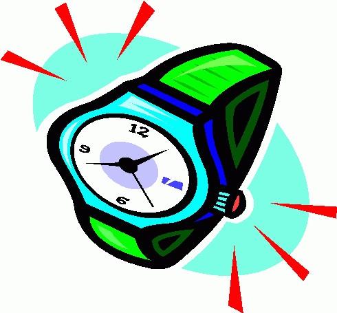 Watch Clip Art