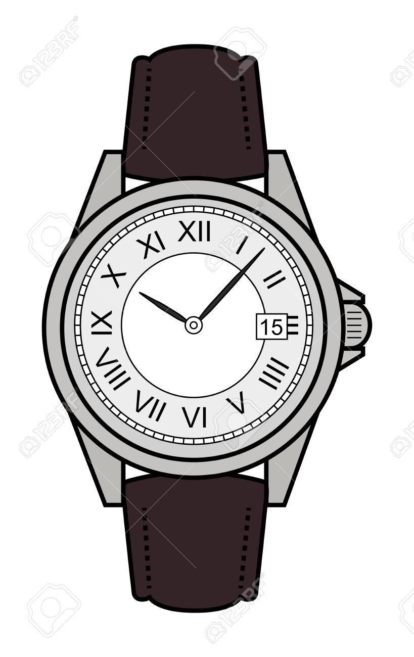 watch clipart