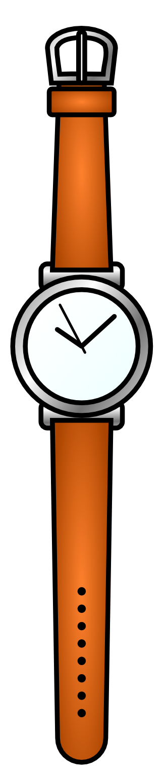 Watches Clipart - Watch Clipart