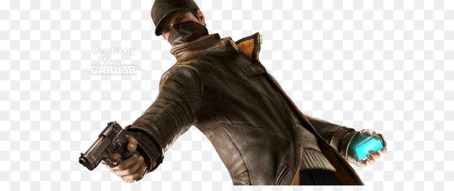 Watch Dogs 2 PlayStation 4 Rendering - Watch Dogs Png Clipart