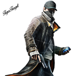 Watch Dogs Render HD by TigerTarget