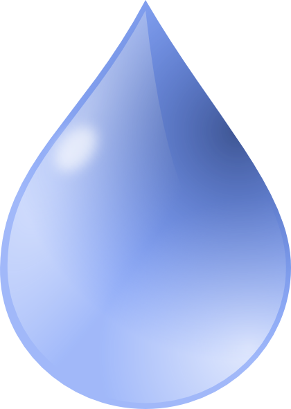 Water Drop Clip Art At Clker .