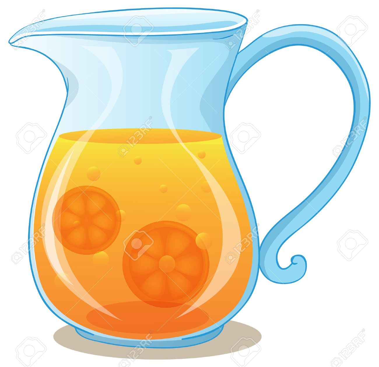 water jug: Illustration of a .
