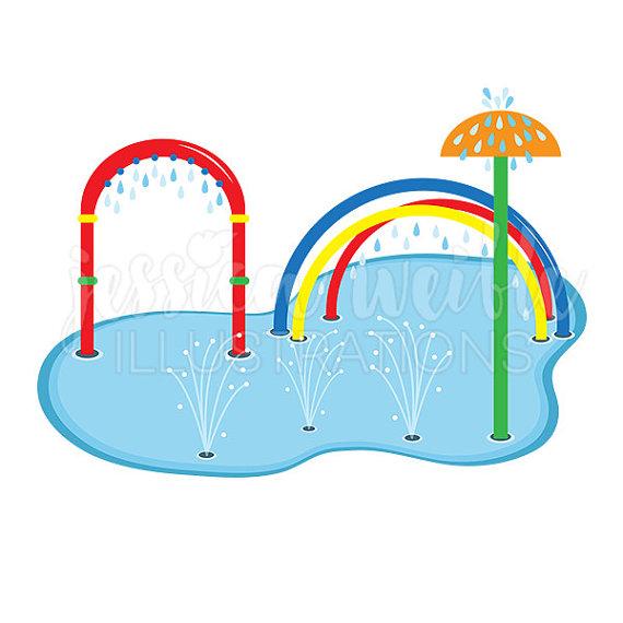 Water Park Clip Art