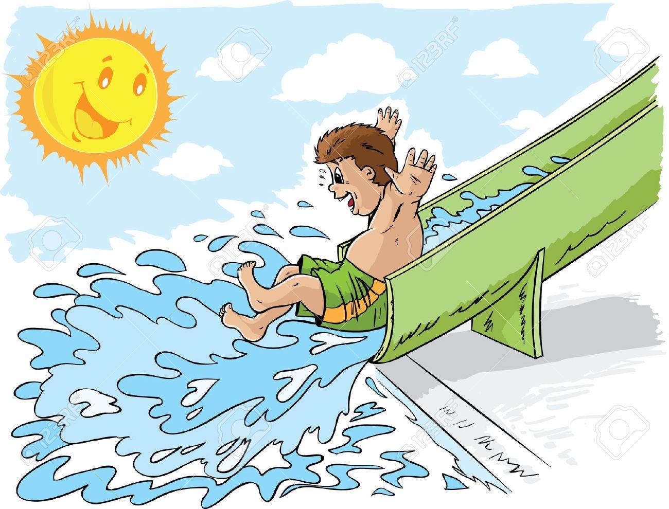 Water Slide Clipart-hdclipartall.com-Clip Art1300
