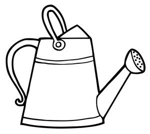 watering can clipart% .