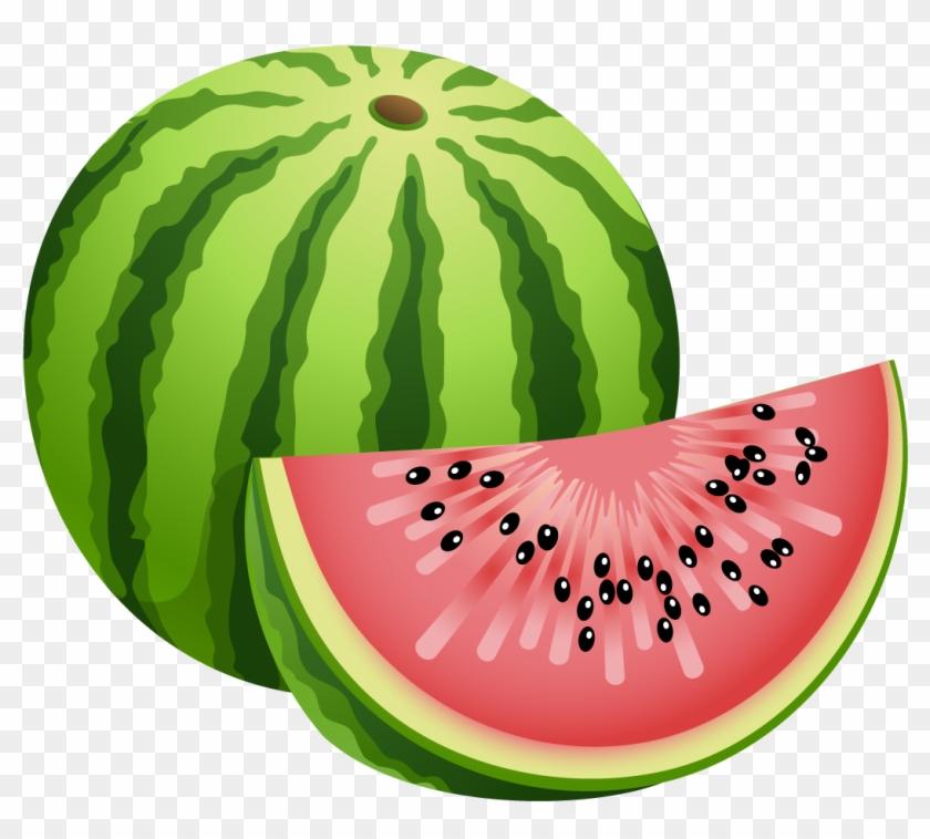 Watermelon Clipart Png Watermelon Clipart Png - Water Melon Clipart #964714