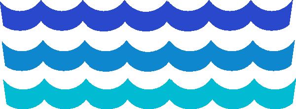 Wave Pattern Clip Art At Clker Com Vector Clip Art Online Royalty