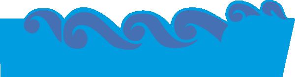 Waves Clip Art At Clker Com Vector Clip Art Online Royalty Free