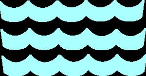Waves wave pattern clip art at clker vector clip art
