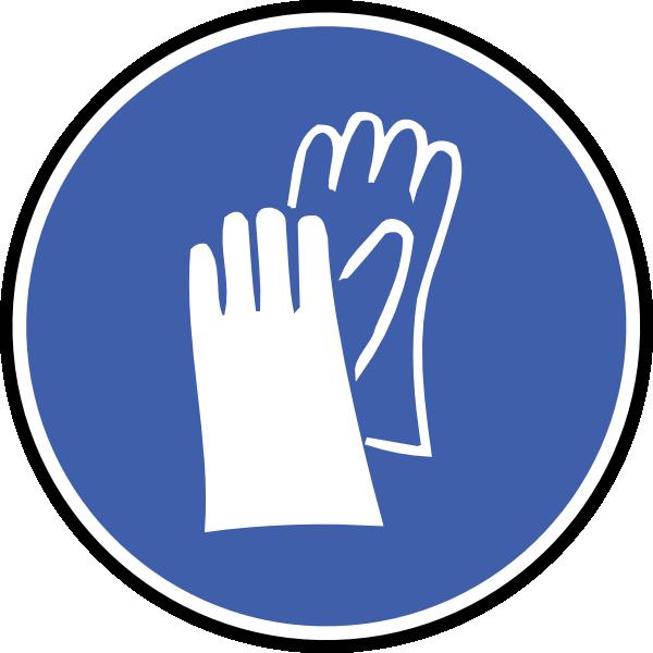 Wear Gloves Clip Art At Clker Com Vector Clip Art Online Royalty