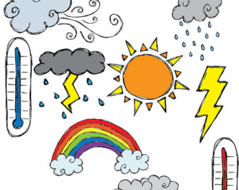 weather clipart u0026middot; weather clipart