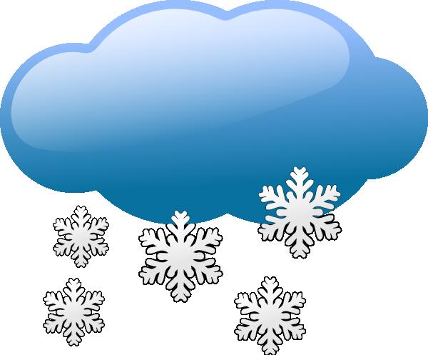 Weather Symbols Clip Art At Clker Com Vector Clip Art Online
