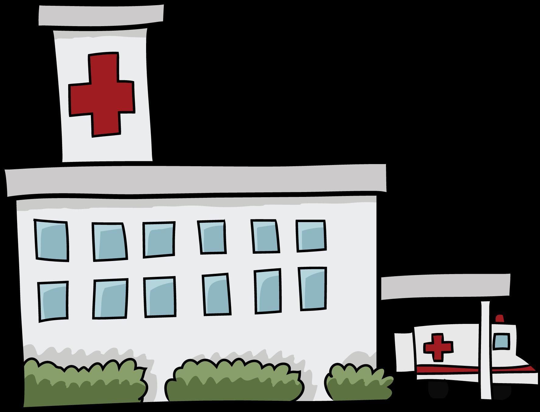 webpage clipart u0026middot; hospital clipart