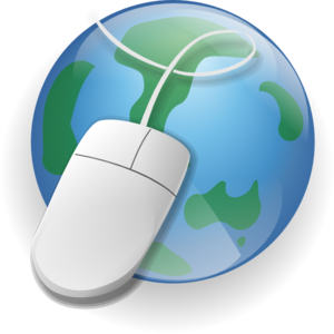 Web Globe Clip Art