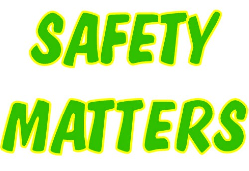 Webwords Safety Matters 2 Classroom Clipart