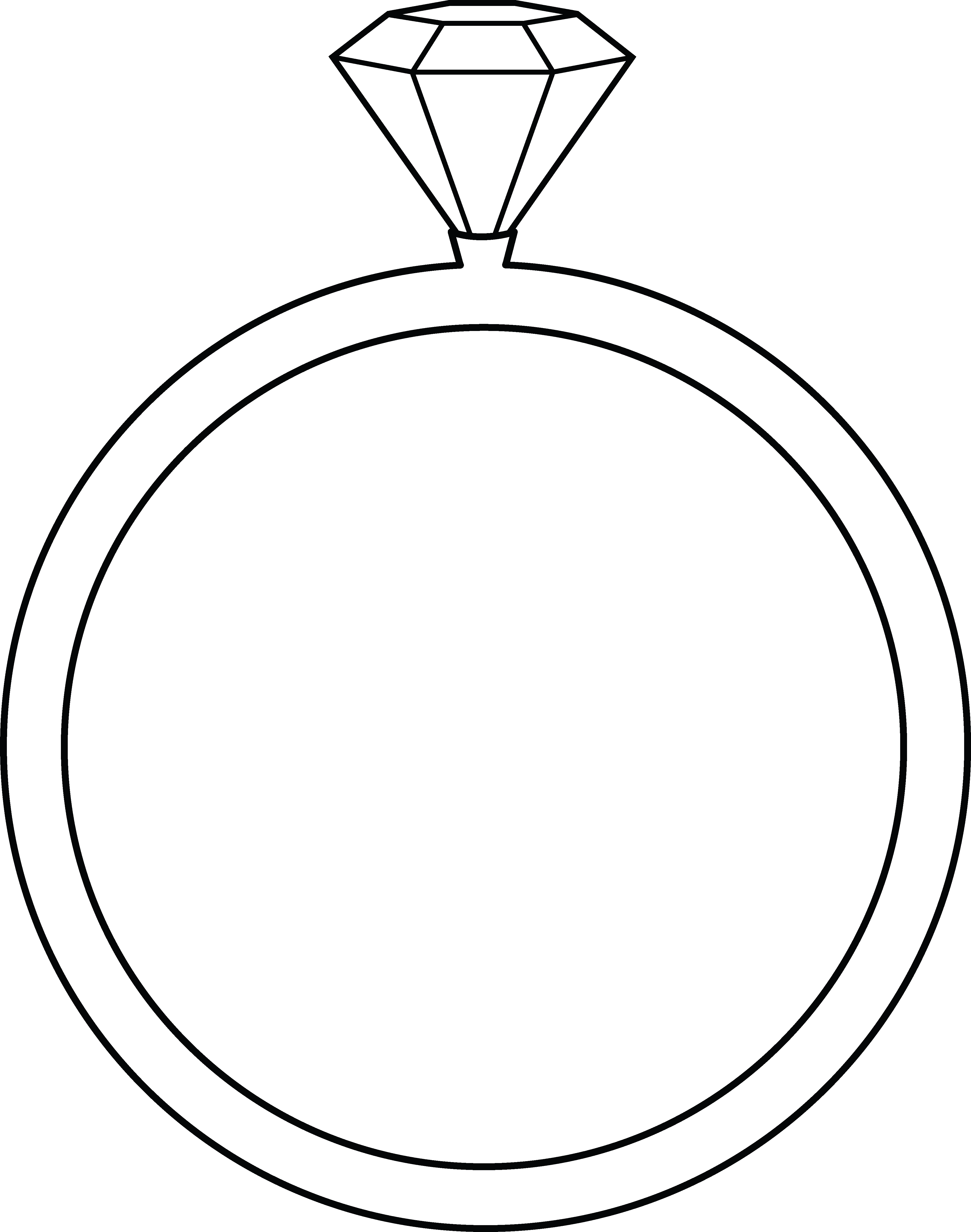wedding ring clipart png