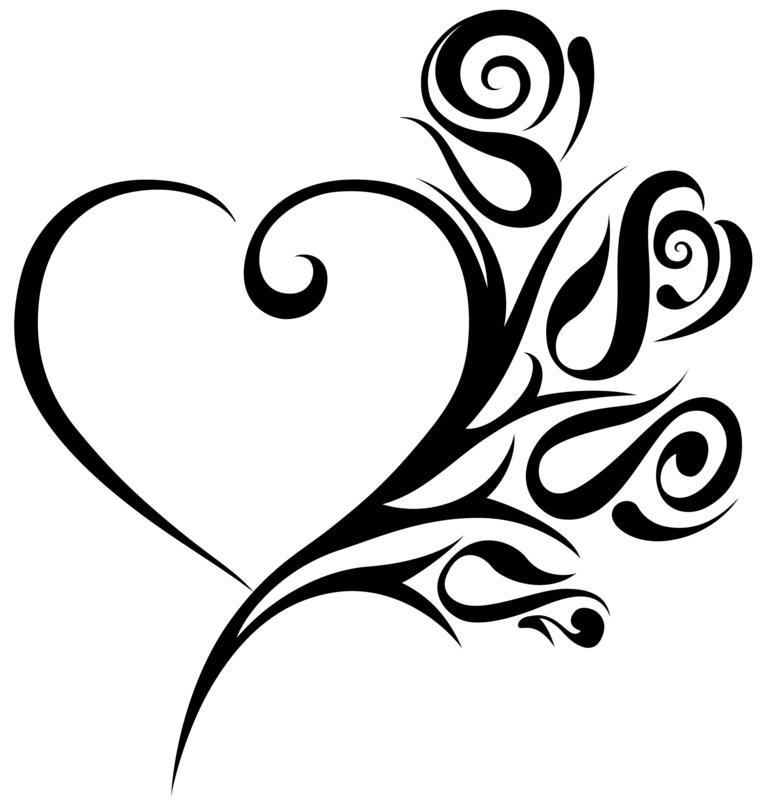Wedding Heart Images