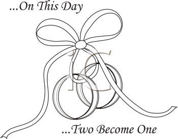 Wedding ring weddings clip art