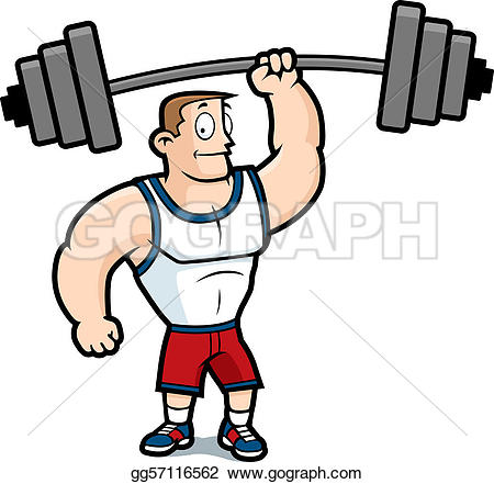 Weight lifter athlete u0026middot; Lifting Weights