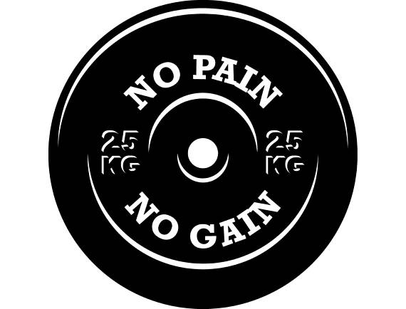 Weight Plate #1 Bodybuilding Barbell Bar Weightlifting Fitness Workout Gym  Weights .SVG .EPS .PNG Digital Clipart Vector Cricut Cut Cutting