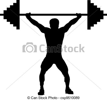 weightlifting Clipartby mayboro19646/588; weightlifting silhouette - weightlifting london athlete... ...