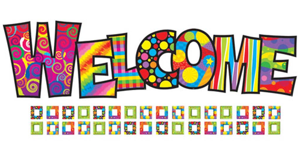 welcome clipart