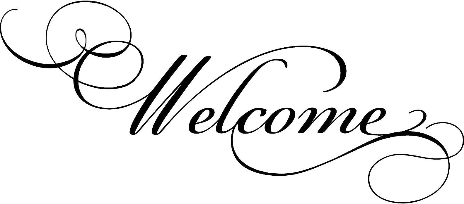 Welcome PNG Clipart