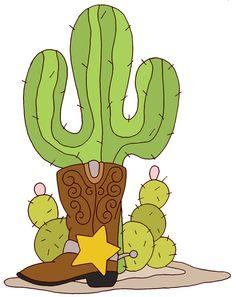 236x297 Cactus clipart wild west