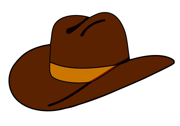 Cute western clipart free clipart images