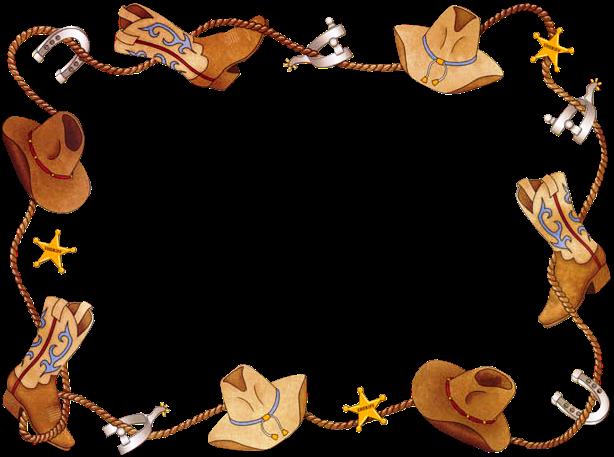 Western Clip Art Backgrounds