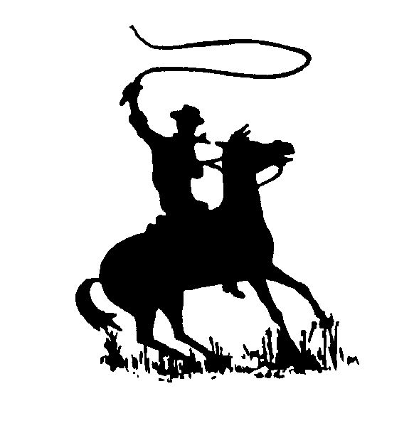 Western scenes western outline found at the clip art