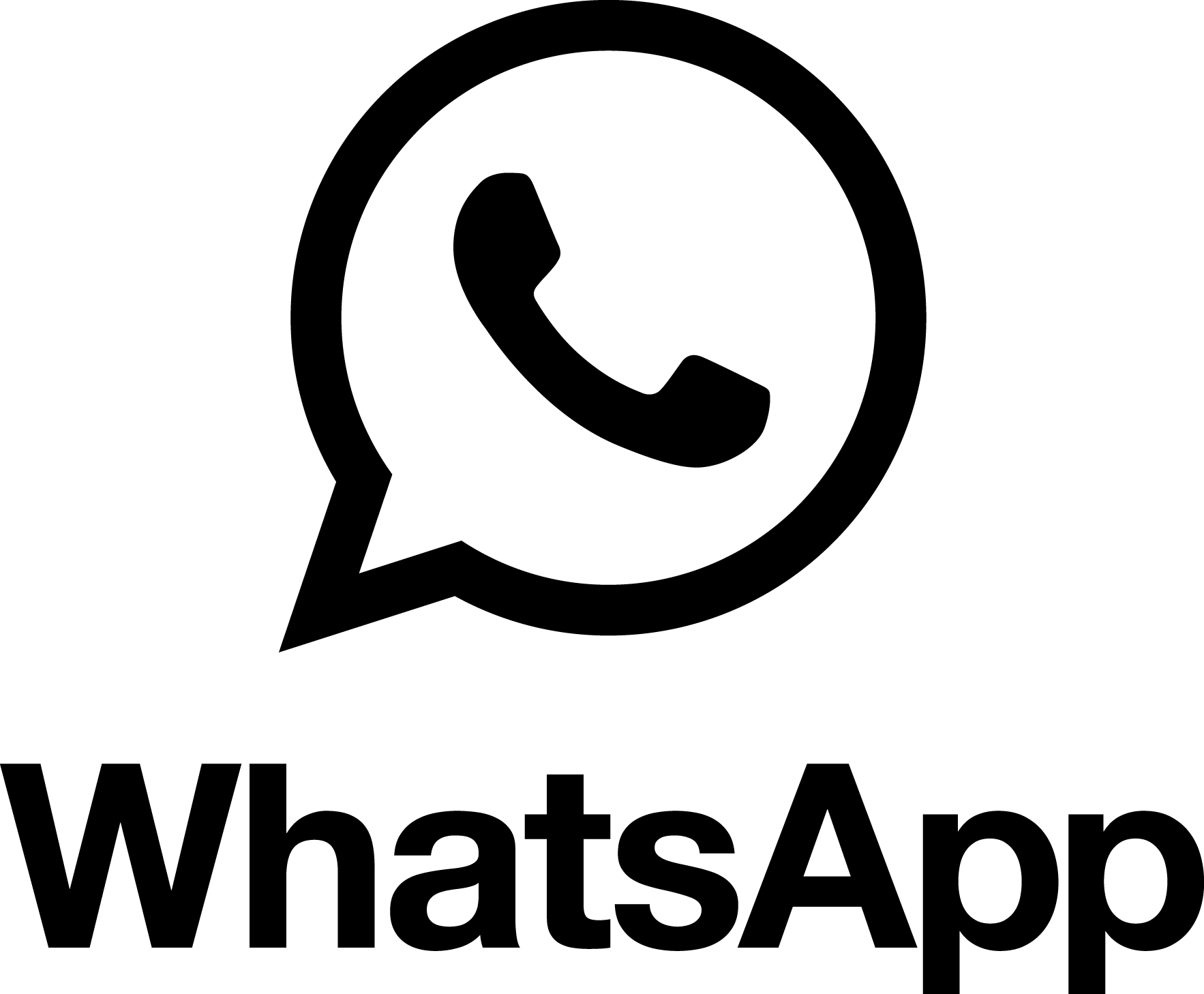 WhatsApp Logo - Whatsapp Clipart